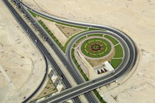 Hamad-Twon-Interchange