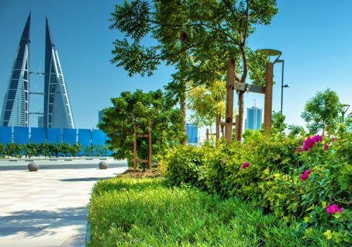 bahrain bay exhibit 12