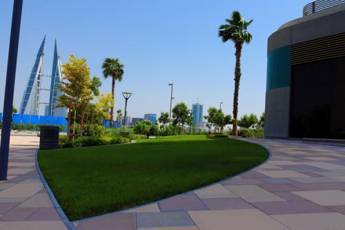 bahrain bay exhibit 2